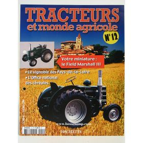 French Magazine Tracteurs et monde agricole #12