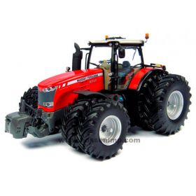1/32 Massey Ferguson 8737 MFD w/front and rear duals