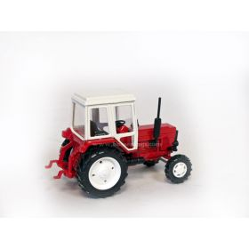 1/43 Belarus tractor in rust box