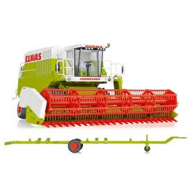 1/32 Claas Combine Commandor 116 CS w/grain head