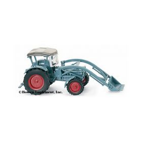 1/87 Eicher with canopy and loader